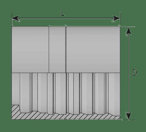 Муфта Interlock для РВД R13 / R15