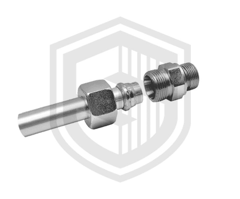 Трубные соединения с врезным кольцом (DKOL / DKOS)