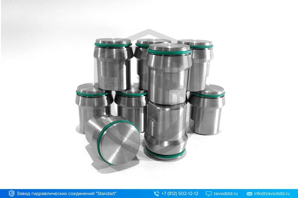Заглушки для металлорукавов