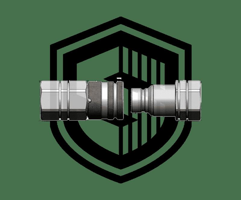 Быстроразъемные соединения (БРС) серии F