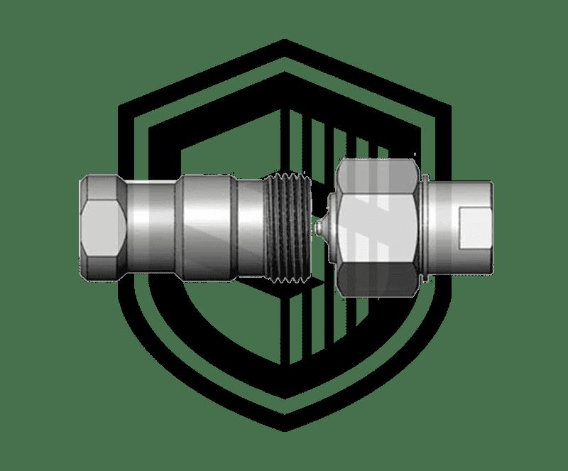 Быстроразъемные соединения (БРС) серии S