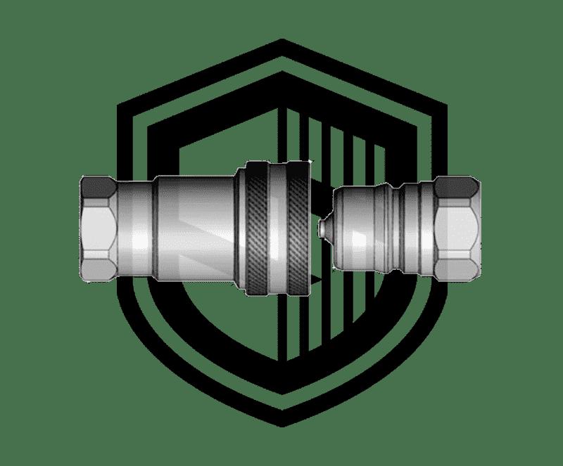 Быстроразъемные соединения (БРС) серии  А
