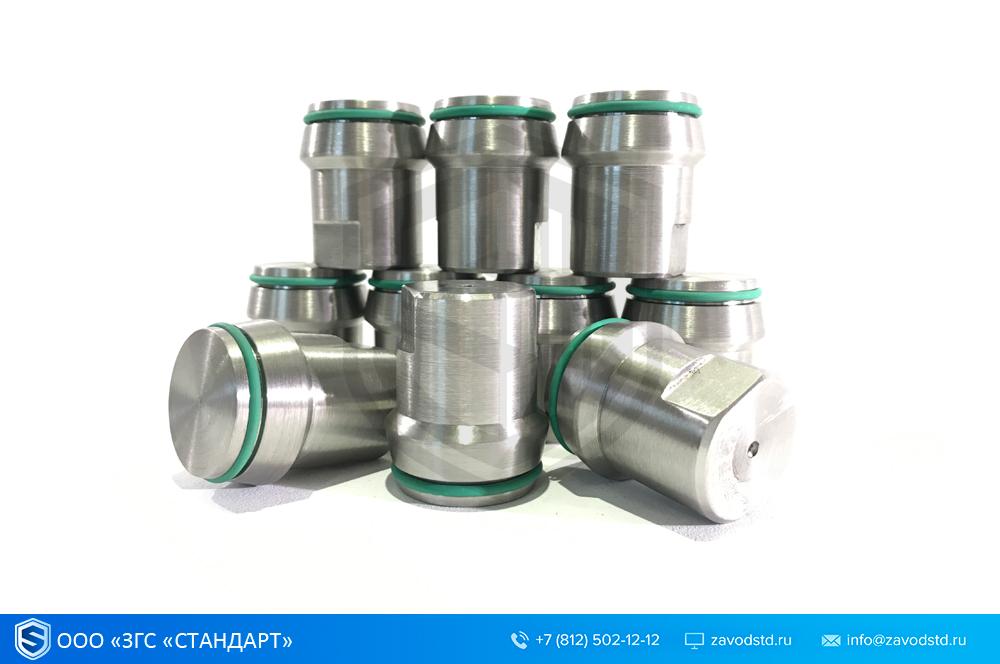 нержавеющая заглушка, заглушка из нержавеющей стали, заглушка нерж, заглушка ГОСТ 5949-75, производство заглушек, производство заглушек нерж