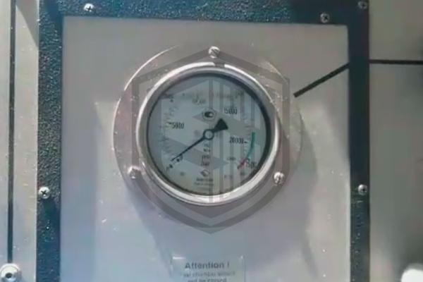 Видео испытания металлорукава