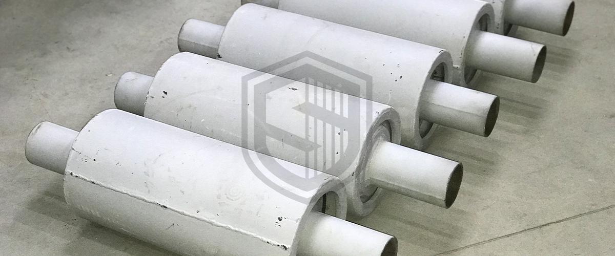 Типы стартовых сильфонных компенсаторов (ССК)  по техническим условиям ИЯНШ.300260.035ТУ